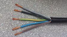 Gummikabel H07RN-F 5x10 qmm ( 1 m,Lieferung in einer Länge)