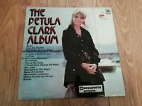 PETULA CLARK * THE PETULA CLARK ALBUM * VINYL LP VG/VG 1972