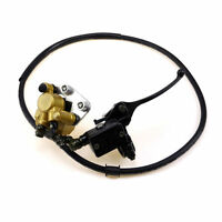 Front Hydraulic Brake Disc Caliper System 125cc 140cc 150 Dirt PIT PRO Bike
