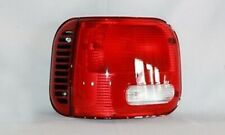 Left Side Replacement Tail Light Assembly For 1994-2003 Dodge Van
