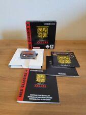 Nintendo Nes Classics 5 The Legend of Zelda Gameboy Advance GBA perfetto