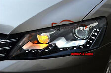 NewXenon Headlights With LED DRL For American Volkswagen Passat V6 B7 2011-2014
