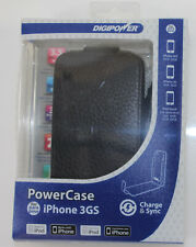Digipower PowerCase for iPhone 3G, 3GS, iPod Touch Protective Case & Battery NEW
