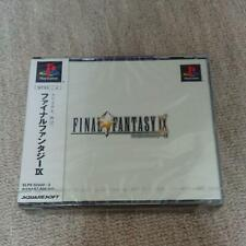 NEW Final Fantasy IX 9 SquareSoft Japan *100% SEALED FOR COLLECTION*
