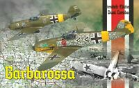 "Eduard Ltd Ed 1:48 Bf 109E-4/7 & Bf 109F-2 ""Barbarossa"" Dual Aircraft Model Kit"