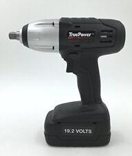 "18V / 20V Brushless Electric Cordless Impact Wrench Driver HEAVY DUTY 1/2"" Chunk"