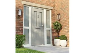 Ultimate Jacobean Rock Door in Anthracite Unique Style and all Colours