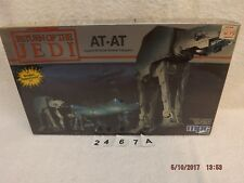 Vintage Star Wars ROTJ Imperial AT-AT Model MPC 1983 *RARE* Unopened