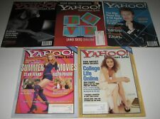Yahoo! Internet Life Magazine, 5 Issues, Vol. 5 Nos. 2-6 (1999)