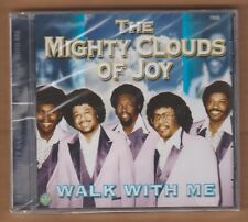 "the MIGHTY CLOUDS OF JOY cd ""Walk With Me"" 2004 Planet Song NEW Sealed Gospel"