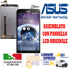 Schermo Touch SCREEN LCD originale DISPLAY Asus Zenfone 2 ZE551ML NERO Z00AD