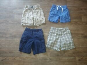 Lot Of 4 Boys Size 4t Shorts Carter's Jumping Beans