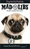 Dog Ate My Mad Libs by Mad Libs PAPERBACK 2015