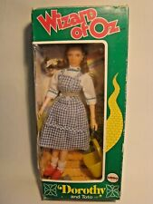 "1974 Mego Wizard of Oz Doll Judy Garland as Dorothy Gale 8"" Action Figure BNIB"