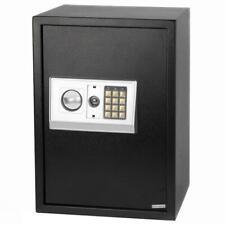 E50EA Home Business Security Keypad Lock Electronic Digital Steel Safe Black Box