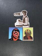 Stevie Wonder Stickers - Vinyl decal high quality stickers - Superstition