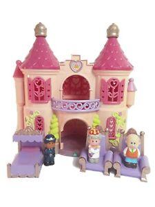 ELC Happyland Castle Royal Princess Palace Queen Figure Children's Toy