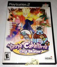Yanya Caballista: City Skater (Sony PlayStation 2/PS2, 2001)