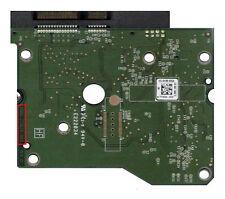 Controladora PCB 2060-771624-003 WD 1501 barril - 00w2b0 discos duros electrónica