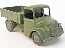 1950's Dinky military #25WM BEDFORD TRUCK Army diecast vg/ex U.S. issue only