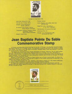 #Black Heritage Collection of Souvenir Pages (8) 1987-1994