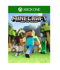 Minecraft Microsoft Xbox One PAL Video Games
