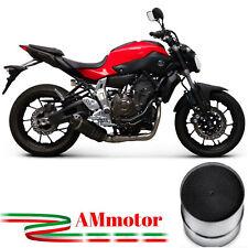 Scarico Completo Termignoni Yamaha Mt-07 2014 Moto Relevance Carbonio Omologato
