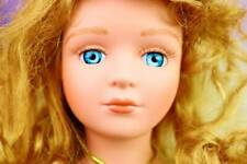 HAUNTED DOLL: ZARALL! WISH MAGICK ANGEL SPIRIT! HAVE ABUNDANCE AND SAFETY! HEAL!
