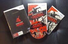 The House Of The Dead Overkill (Nintendo Wii) Wii Game - PAL - FREE POST