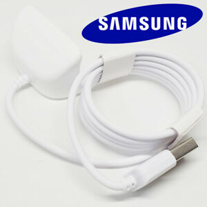 Genuine Samsung Galaxy Fit SM-R370 Charging Dock Cradle Charger EP-OR370 (White)