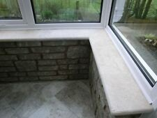 Sample of Pool Coping Stones, Steps , Window Sills, Fireplace Hearth Travertine