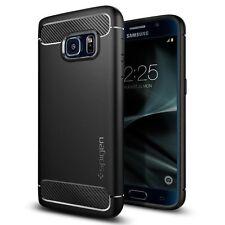 Spigen Rugged Armor Case for Galaxy S7 - Black