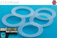 19mm OD  3.1mm CS O Rings Seal Silicone VMQ Sealing O-rings Washers