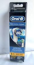 Braun Oral B Precision Clean Brush Set 3+1 Bonus Pack