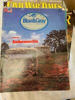 Blue & Gray Vol# 3 Issue# 3 January 1986 Civil War Andersonville