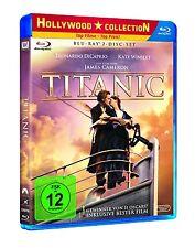 Titanic [Blu-ray] 2 Disc Set (NEU/OVP) von James Cameron / 11 Oscars