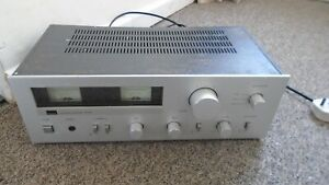Vintage Sansui A-40 Stereo Integrated Amplifier made in Japan