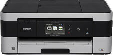 Brother - MFC-J4620DW Business Smart Wireless Inkjet All-in-One Printer - Whi...