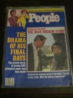 People Magazine June 1986 Rock Hudson Final Days Howie Mandel No Label