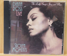 Diana Ross The Lady Sings Jazz and Blues Stolen Moments CD Motown Promo Soul
