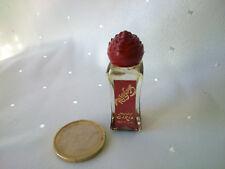 Miniature de parfum ancienne perfume CIRO Reflexions