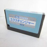 MSX EXCHANGER Cartridge Import Japan Video Game msx 2005 cart