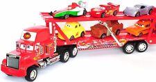 Cars 2 Autos Mack Manny Truck Uncle Spielzeug + 6 Autos 50cm x 15cm x 8cm HOT