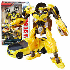 Transformers MV5 THE LAST KNIGHT Class D Deluxe Bumblebee Regalo Natale Toy Gift