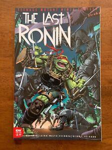 IDW TMNT Ninja Turtles The Last Ronin #2 First Print Comic Book