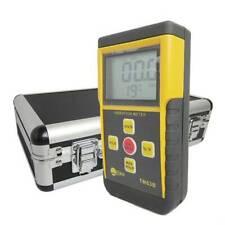 1pc Portable Digital Vibrometer Tm63b Vibration Meter Analyzer Lcd Backlight