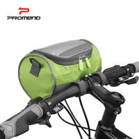 Bicycle Front Bag Mountain Bike Waterproof Handlebar Storage Bag for Cell Phone