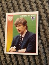 Merlin Premier League 97. Arsenal. Arsene Wenger Vintage