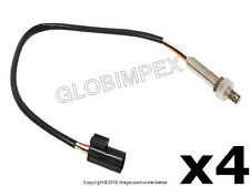 Land Rover Discovery Range Rover (1995-1997) Oxygen Sensor Front & Rear (4) NTK