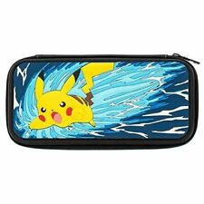 Nintendo Switch Pokemon Pikachu Battle Deluxe Travel Case for Console and Games
